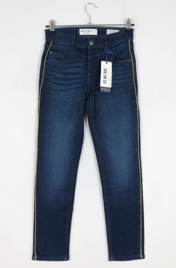 INSETENCT INTERNATIONAL BRAND DENIM  WOMEN JEANS (4377165103236)