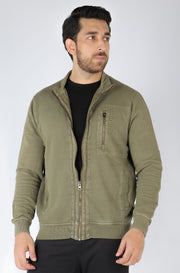 OXBOO  INTERNATIONAL  BRAND  MEN'S ZIPPER JACKET (4378055442564)