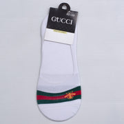 GUCCI LOAFERS  SOCKS (1PAIR)