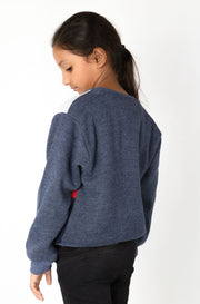 (M/K) INTERNATIONAL BRAND Girl's Sweat Shirt (4253380182148)