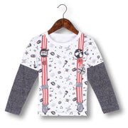 (Z/R )   Boys Sweat Shirt (2012891316322)
