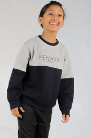 (M/K) INTERNATIONAL  BRAND girls's Sweat Shirt