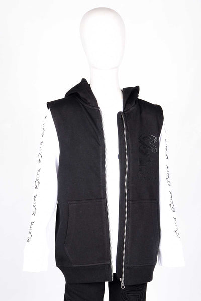 C/L Boy's Zipper Hoodie Sleeveless (5913924862106)