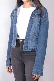 Cre-eks Women's Denim Jacket