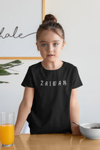 Load image into Gallery viewer, CUSTOMIZED GIRL'S T-SHIRT (5389152223386)
