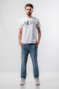 (A/E) INTERNATIONAL BRAND MEN'S TEE SHIRT (4673874952324)