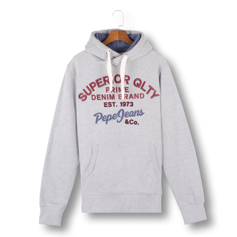 PEPE JEANS PULL OVER HOODIE