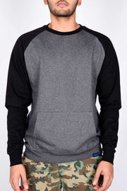 Pull and Bear Men's Sweatshirt (5913993609370)