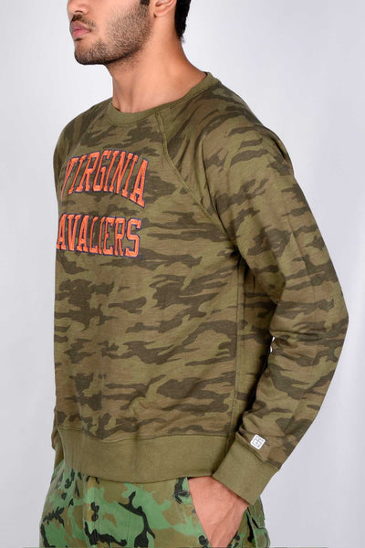 Tail'gate Camo Sweatshirt (5915352039578)