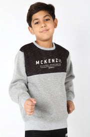 (M/K) INTERNATIONAL BRAND Boy's Sweat Shirt (4252569075844)