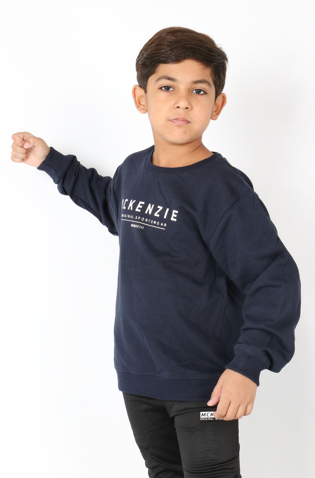 (M/K) INTERNATIONAL  BRAND Boy's Sweat Shirt (4252561473668)