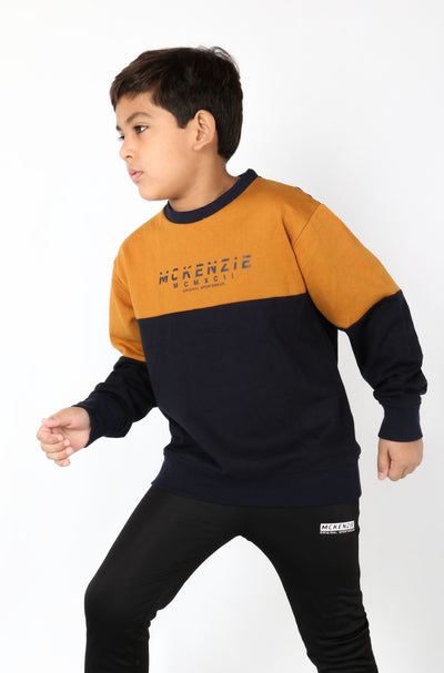 (M/K) INTERNATIONAL  BRAND Boy's Sweat Shirt (4252568912004)