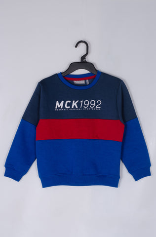 (M/K) INTERNATIONAL BRAND Girl's Sweat Shirt