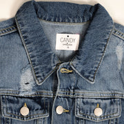 (C/D)  INTERNATIONAL BRAND  GIRLS JACKET (4395237245060)