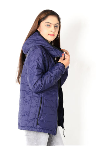 (A/L) INTERNATIONAL BRAND PUFFER WOMEN JACKET (4430284357764)