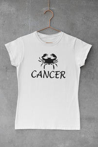 CANCER WOMEN T-SHIRT (5519895036058)