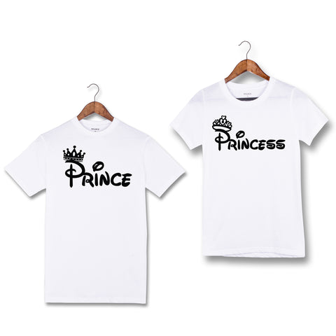 Prince & Princess Couple Tee (2086343180386)