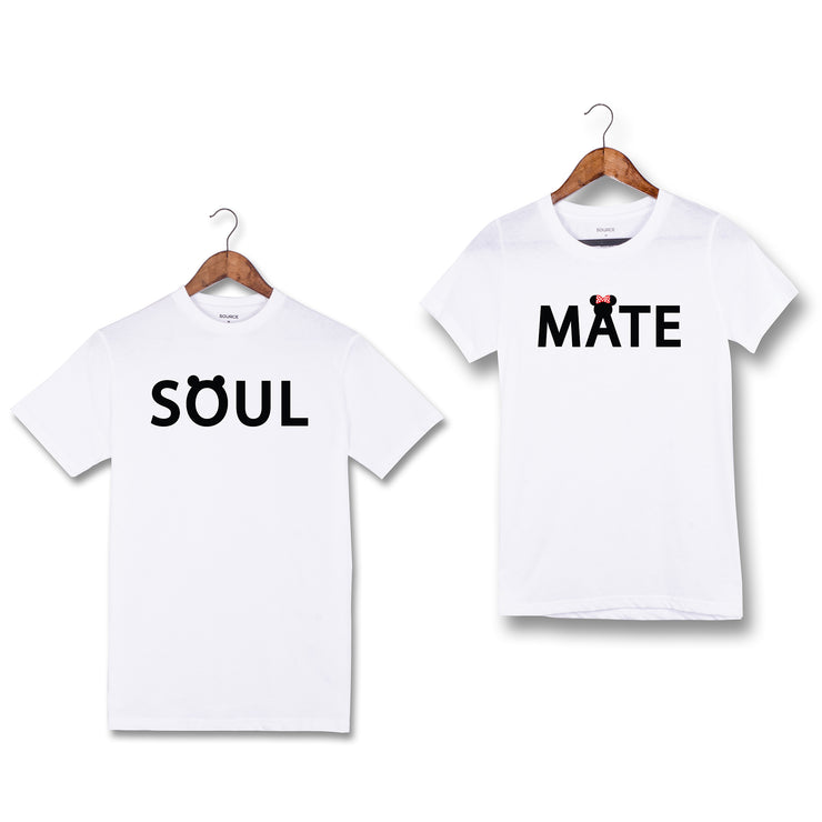 Source Soul & Mate Couple Tee&