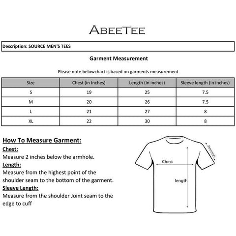 SOURCE MEN'S TEE SHIRTS (2202560790626)