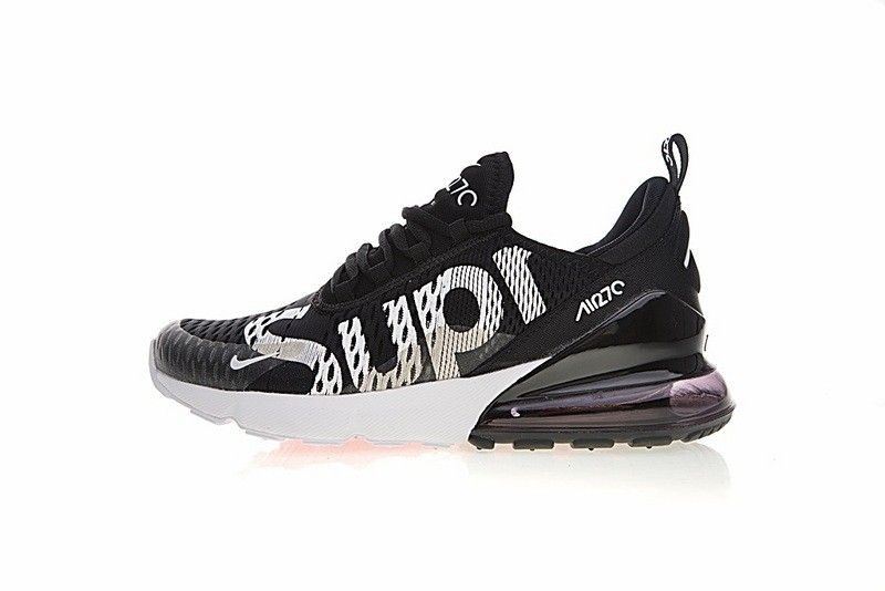 Nike Air Max 270 X Supreme Black