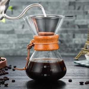 Glass Coffee Maker