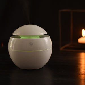 Aromatherapy Oil Diffuser & Air Humidifier
