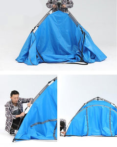 Waterproof 4 Season Family Tent