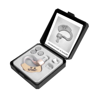 Hearing Aid for the Elderly