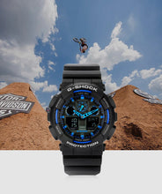 Load image into Gallery viewer, Casio G-SHOCK GA-100-1A2
