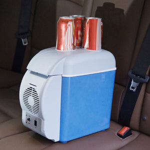 12V 7.5L Mini Car Refrigerator