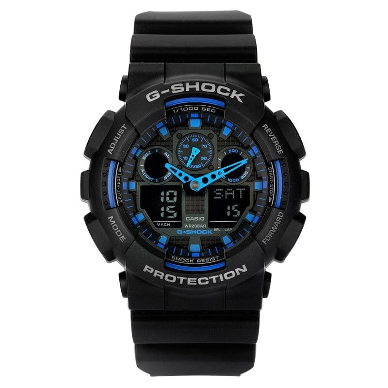 Casio G-SHOCK GA-100-1A2