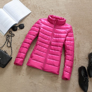 Ultra-light Down Jacket
