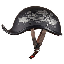 Load image into Gallery viewer, Unisex Retro Vintage Moto Helmet