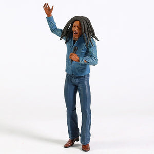 Bob Marley Action Figure