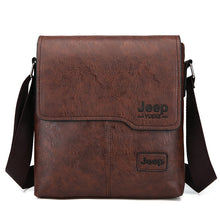 Load image into Gallery viewer, Men's Shoulder Bag