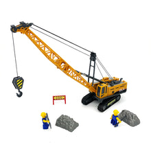 Load image into Gallery viewer, Crane Toy Vehicles