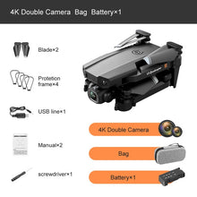 Load image into Gallery viewer, 4k Double Camera HD XT6 WIFI FPV Drone