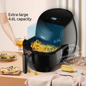 MIUI 4.6L Electric Air Fryer Oven