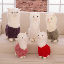 Load image into Gallery viewer, Alpaca Plush Toy