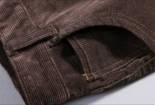 Load image into Gallery viewer, Casual Corduroy Pants