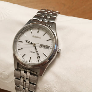 Seiko Solar Watch
