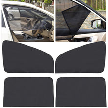 Load image into Gallery viewer, 4pcs Car Windows Sun Shades