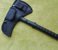 Load image into Gallery viewer, Outdoor Survival Tomahawk Axe