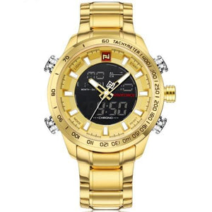 Men's Army Style Sports Watch