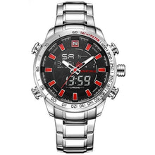 Load image into Gallery viewer, Men's Army Style Sports Watch