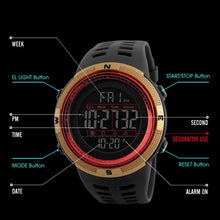 Load image into Gallery viewer, Men's Sports Watch