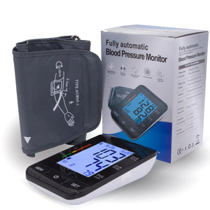 Auto Digital Upper Arm Blood Pressure Monitor