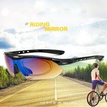 Load image into Gallery viewer, New Cycling Glasses with Myopia Frame