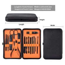 Load image into Gallery viewer, Nail Clipper Kit With Case
