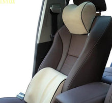 Load image into Gallery viewer, Car Memory Foam Back/Neck Cushion